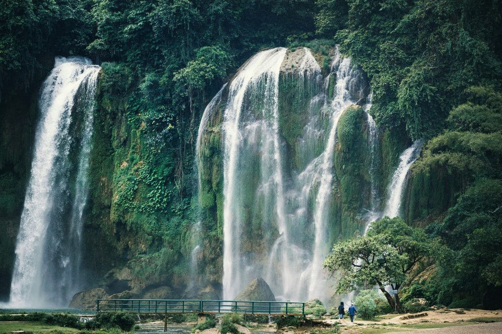 Ban-Gioc-Detian Waterfalls