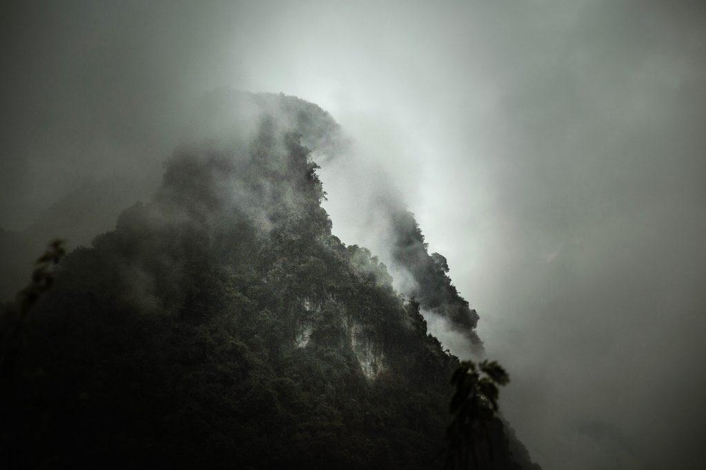 karst mountains China