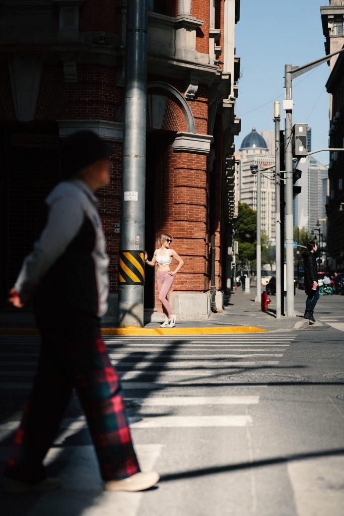 photoshoot Shanghai Bund