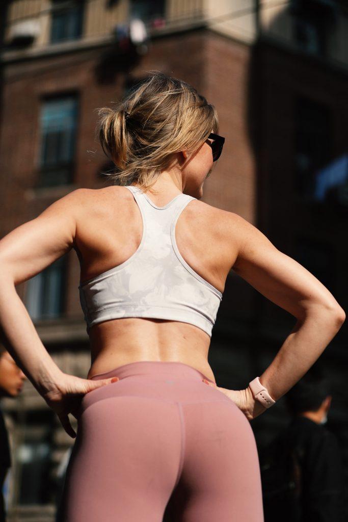 fitness shoot Shanghai